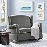 Baby Relax Lainey Wingback, Super-Wide Nursery