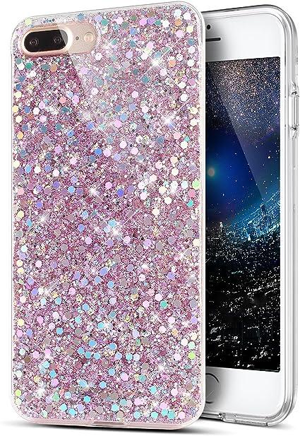 custodia iphone 7 plus rosa