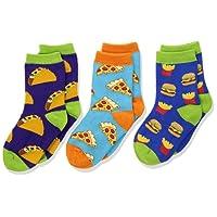 Socksmith Unisex Yummy In My Tummy (Toddler/Little Kid/Big Kid)