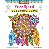 Free Spirit Coloring Book (Coloring is Fun) (Design Originals) 32 Whimsical & Quirky Art Activities from Thaneeya McArdle on