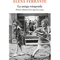 La amiga estupenda (Dos amigas 1) (Spanish Edition) book cover