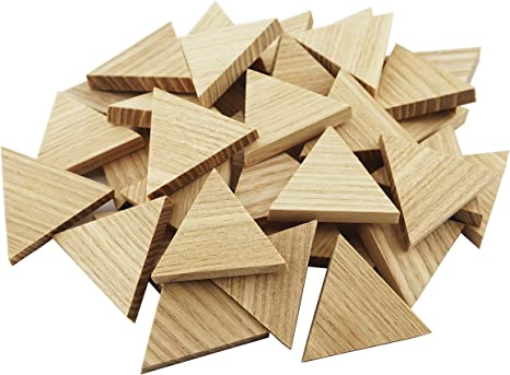 Diamond Shape Wood Cut Out Choose from 21 Sizes