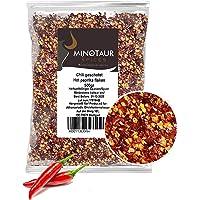 Minotaur Spices | Chili molido Grueso | Copos de Chile | 2 X 500g (1 Kg) | Escamas, Medio Picante, Chiles