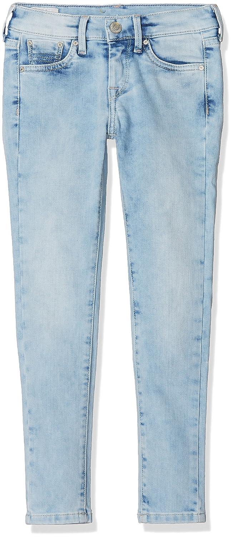 Pepe Jeans Pixlette, Bambina, Blu (Denim), 8 Anni (Taglia Produttore: 8) PG200242