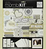 me & my BIG ideas Scrapbook Page Kit, Forever Our Marriage, 12-Inch by 12-Inch