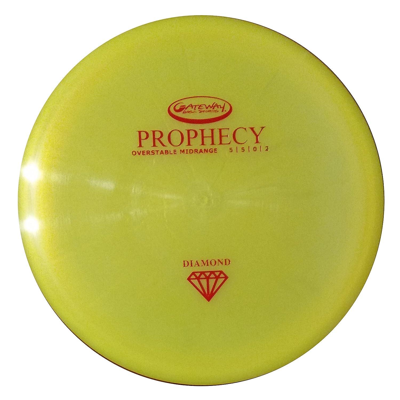 ゲートウェイダイヤモンドEvolution ProphecyディスクゴルフミッドレンジDisc B079RSQSMN  177-180