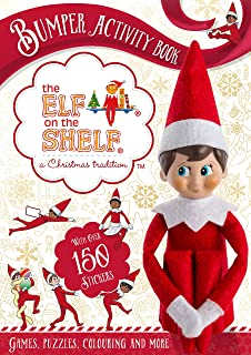 The Elf On The Shelf Magnet Set And Christmas Countdown Calendar