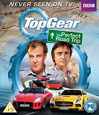 Top Gear - The Perfect Road Trip Reino Unido Blu-ray: Amazon.es: Jeremy Clarkson, Richard Hammond, Phil Churchward, Jeremy Clarkson, Richard Hammond, Brian Klein, Jeremy Clarkson: Cine y Series TV