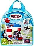 Mega Bloks Thomas & Friends Thomas & Harold Rescue Center Playset Bag