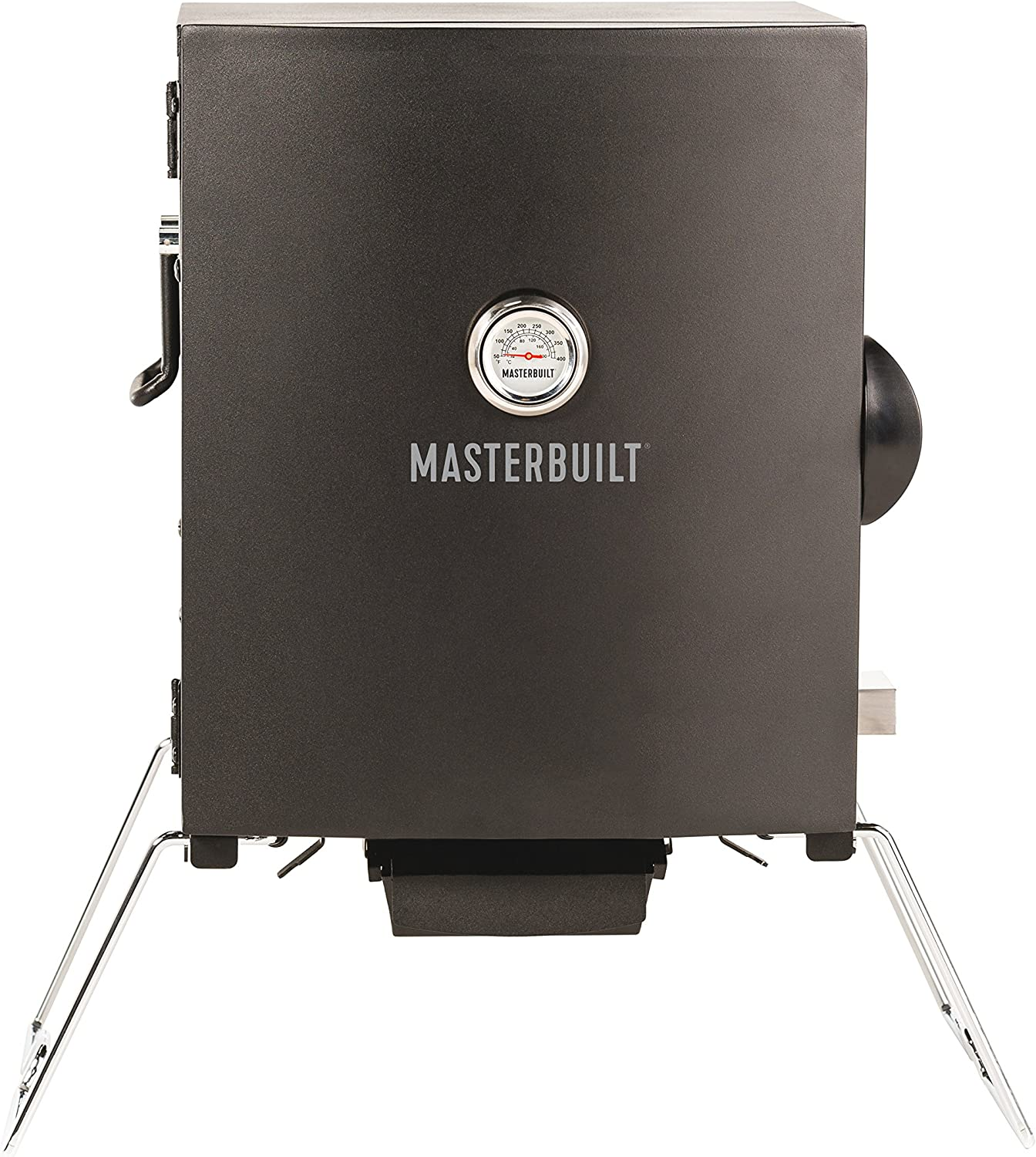 Best portable: Masterbuilt MB20073716 Patio Electric Smoker