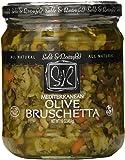Sable & Rosenfeld Bruschetta Olive Topping, Medium, 16 Ounce