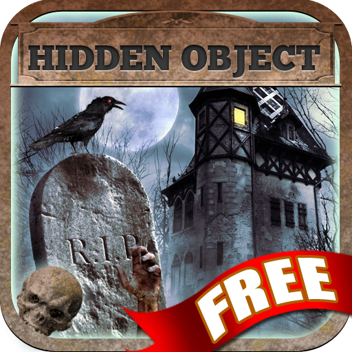 Hidden Object - The Graveyard Free -