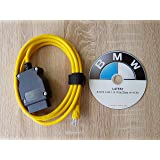 BMW ENET Interface Cable (OBD to Ethernet) For Coding Diagnostics