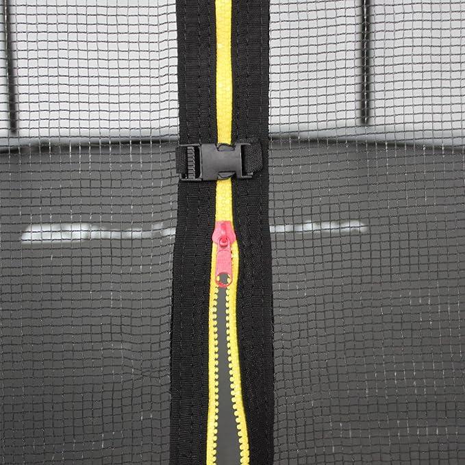 Alices Garden - Cama elastica, Trampolin de 490 cm, aguanta hasta ...