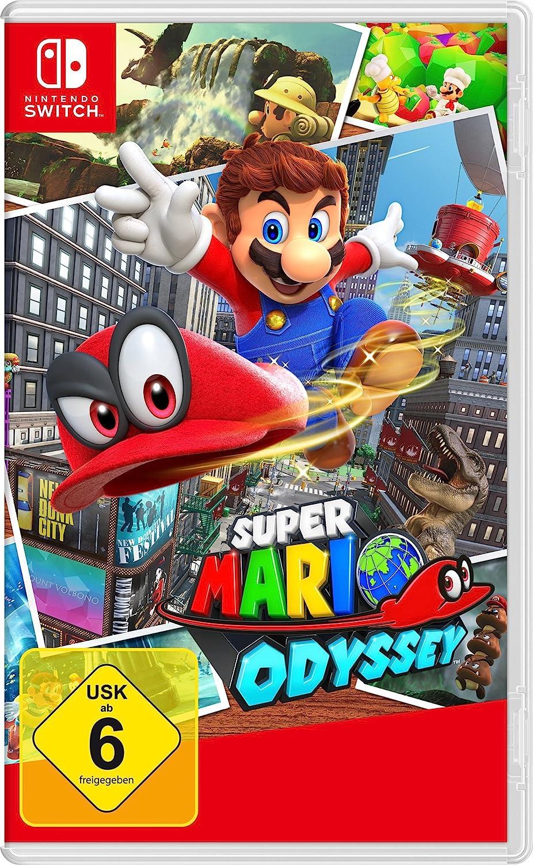 Super Mario Odyssey - Nintendo Switch [Importación alemana ...