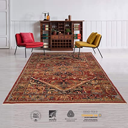 Moldabela – Antique Wool Rugs. Recommended by Experts. Touch Me: Amazon.co.uk: Kitchen & Home
