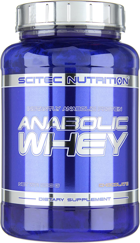 Scitec Anabolic Whey Proteínas de Leche - 900 gr