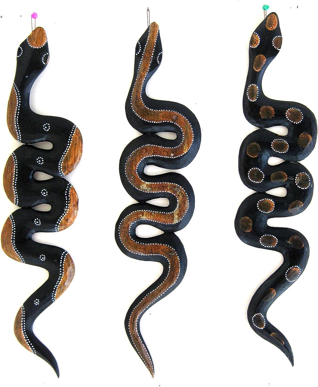 Oma Snake Wall Hanging Serpent Wall Decor Cobra Wall Handing Decor Pair Brand Amazon Co Uk Kitchen Home