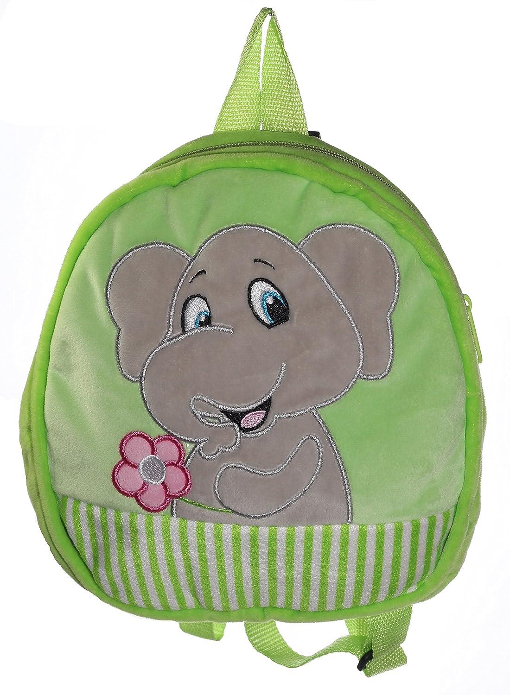 Elephant Kids Plush Backpack 4053-10 elephant Calplush Cute 10 Animal Character