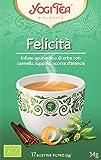 Yogi Tea Felicità - 17 Bustine Filtro [34 gr] - [confezione da 3]