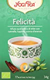 Yogi Tea Felicità - 17 Bustine Filtro [34 gr]