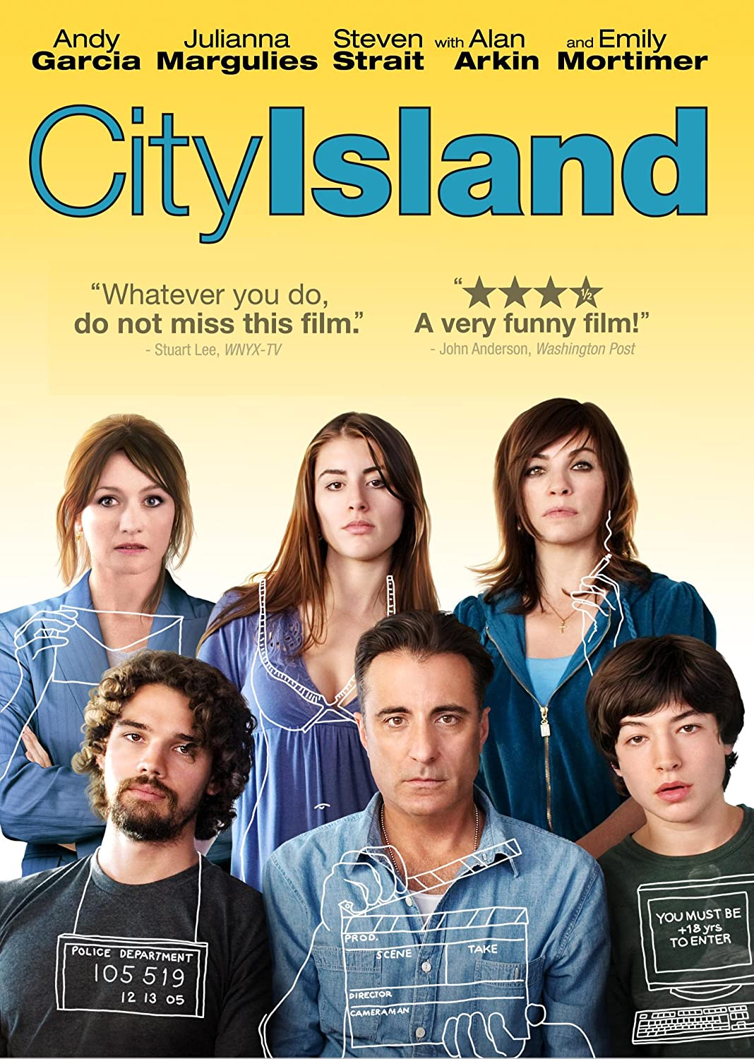 Amazon Com City Island Andy Garcia Julianna Margulies Raymond De Felitta Movies Tv