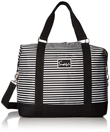 b1f12fab1b0d Travel Weekender Overnight Carry-on Shoulder Duffel Tote Bag (8