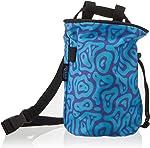 Hueco Chalk Bag with Belt and Zipper Smartphone Pocket for Rock