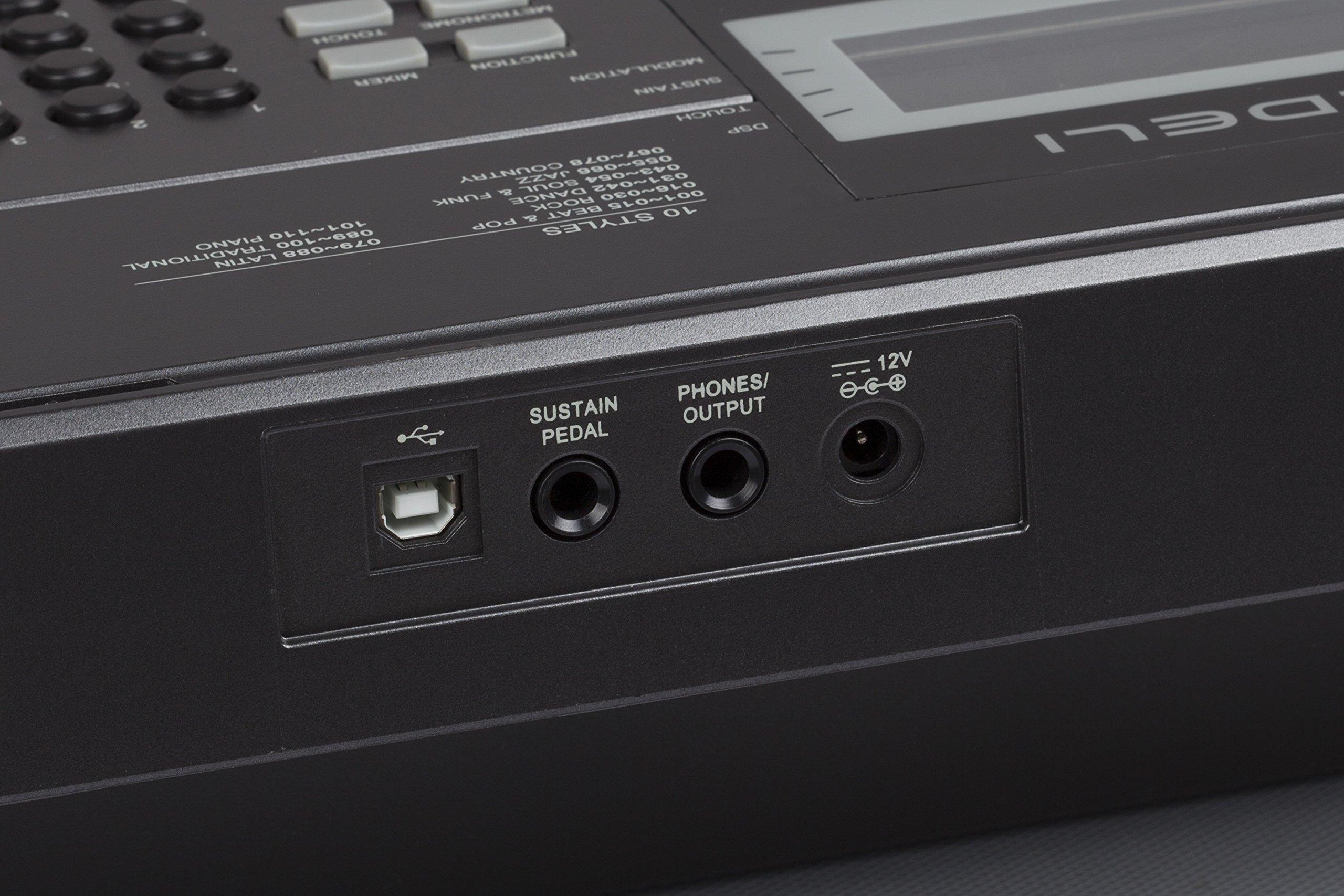 Medeli M311 Electronic Keyboard by Medeli (Image #10)