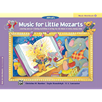 Music for Little Mozarts: Music Workbook 4 book cover