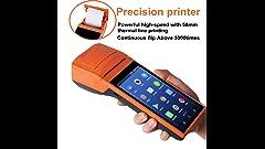 Amazon.com: Phomemo-M02 Mini Portable Bluetooth Thermal ...