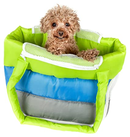 4c4a5c7bd8c8 Bubble-Poly Tri-Colored Insulated Pet Carrier