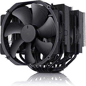 Noctua NH-D15 chromax.black, Disipador de CPU de Doble Torre (140 ...