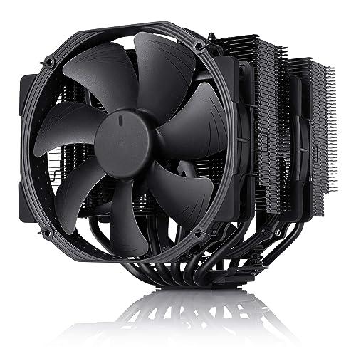 黒い筐体とデュアルファンが特徴のNoctua NH-D15S chromax.black