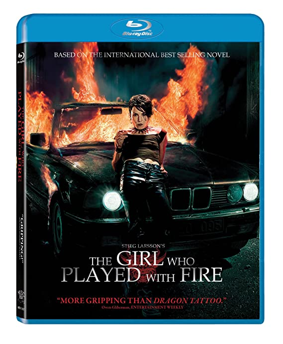The Girl Who Played With Fire (2009) UNRATED 720p BluRay Dual Audio [Hindi + English] 825MB