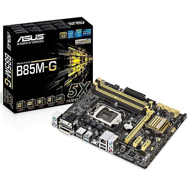 Socket H3 LGA-1150 1 x Processor Support 2 x USB 3.0 Port CPU Dependent Video B85M Serial ATA//600 Intel B85 Express Chipset Micro ATX 64 GB DDR3 SDRAM Maximum RAM 1 x PCIe x16 Slot MSI B85M-E45 Desktop Motherboard Serial ATA//300 HDMI