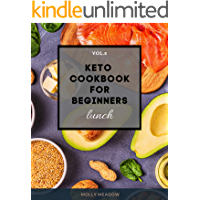 keto cookbook for beginners lunch: easy keto cookbook vol 5 (English Edition)