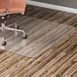 Lorell LLR82825 Nonstudded Design Hardwood Surface