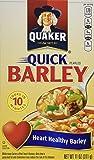 Quaker Quick Barley, 11 oz (Pack of 3)