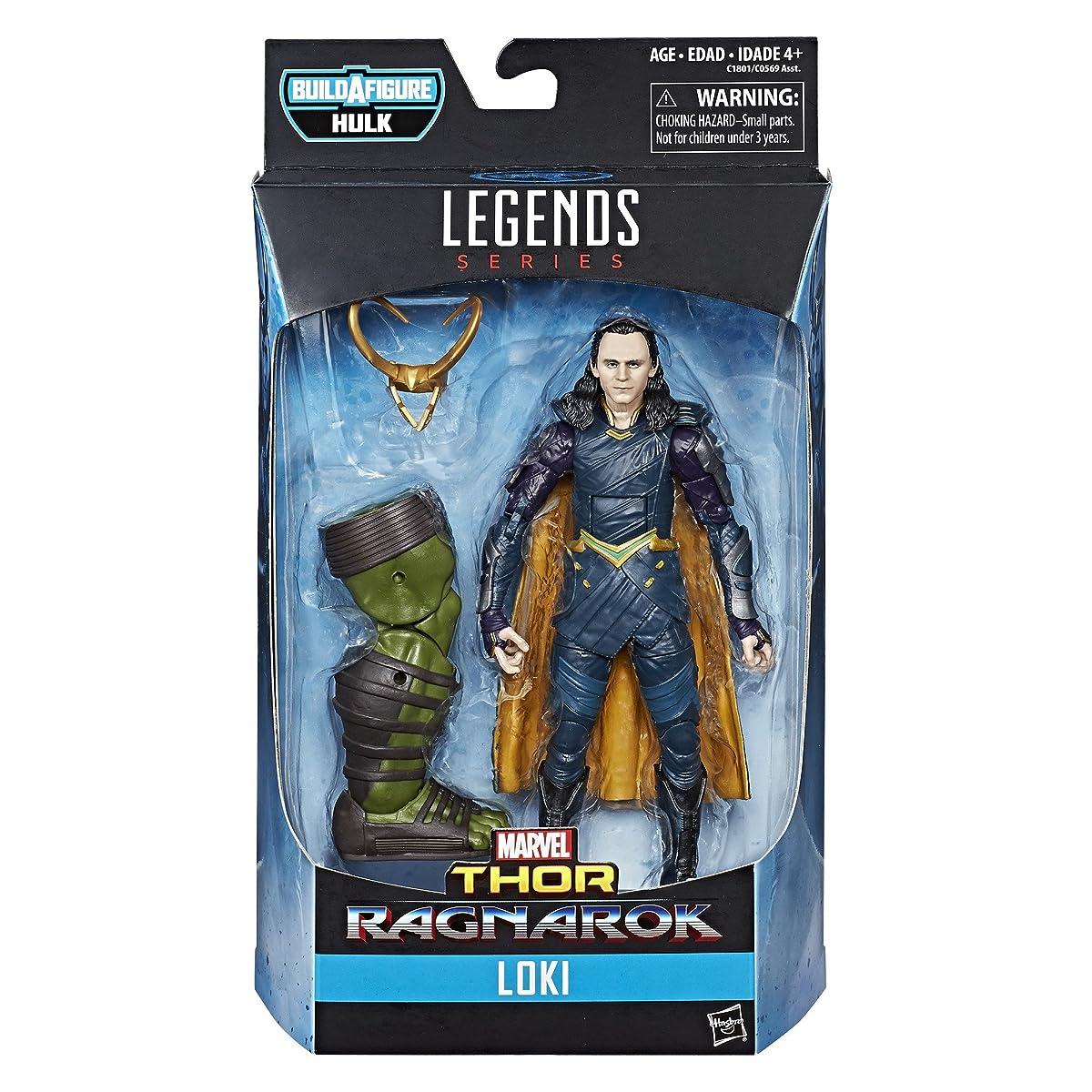 Marvel Thor Legends Series 6-inch Loki