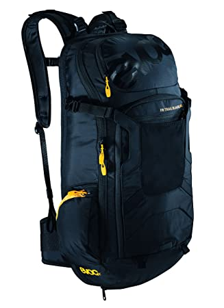 bbd1050e44 evoc Men s Vtt Protector FR Trail Blackline Backpack-Black