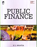 Public Finance - 27th Edition