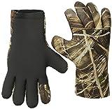 Glacier Glove Aleutian Full-Fingered Neoprene Fleece Lined Glove (Max 5, XX-Large)