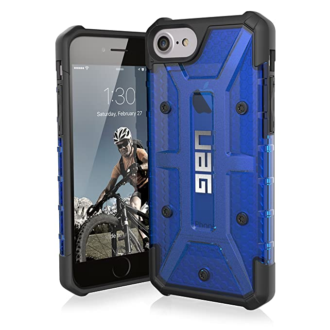 premium selection ed62c f2225 UAG iPhone 8 / iPhone 7 / iPhone 6s [4.7-inch screen] Plasma Feather-Light  Rugged [COBALT] Military Drop Tested iPhone Case
