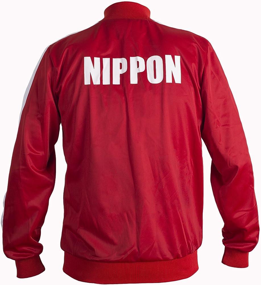 Japón Nippon Retro Vintage Rising Sun Chaqueta De Chándal con ...