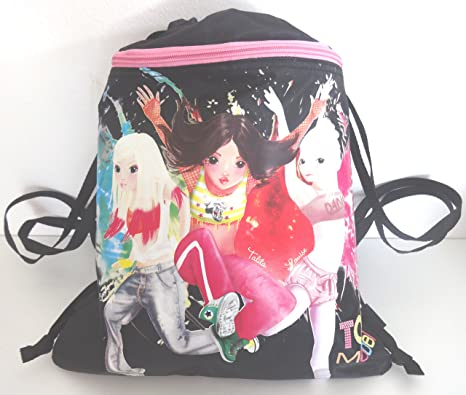 Top Model Dance - * Federtasche 3-compartimento mochila escolar * Turnbeutel * * Mochila