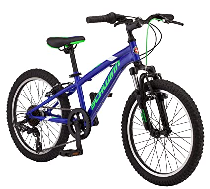 3a4752268de Amazon.com : Schwinn High Timber Mountain Bike, 20-Inch Wheels : Sports &  Outdoors
