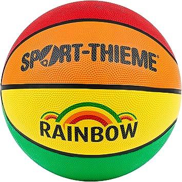 Sport-Thieme Rainbow - Balón de Baloncesto: Amazon.es: Deportes y ...