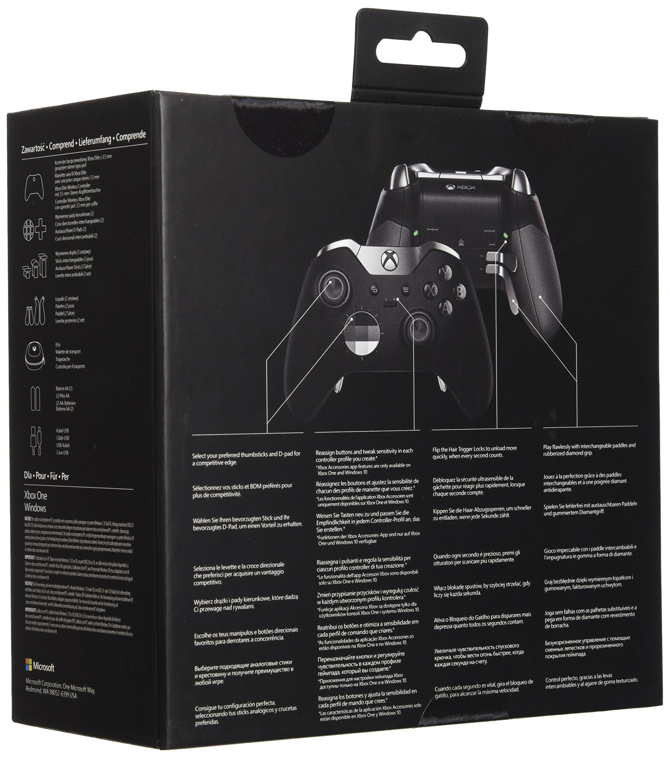Microsoft Xbox One Elite Wireless Controller by Microsoft (Image #2)