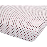 Catherine Lansfield Brushed Hearts Single Fitted Sheet